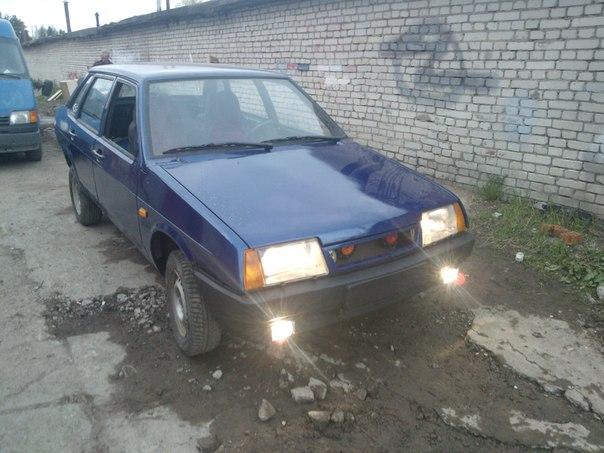 Lada 21099 JhZ1zKPBS4w