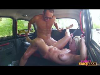 Femalefaketaxi licky lex - horny sweaty taxi backseat fuck