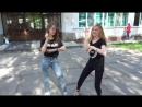 Восточная танцевальная миниатюра Лизы и Жени