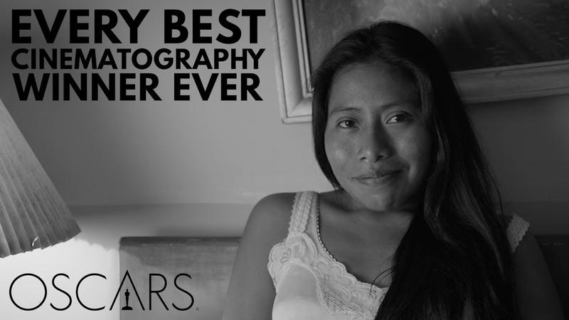 Every Best Cinematography Winner. Ever. (1929-2019 Oscars)