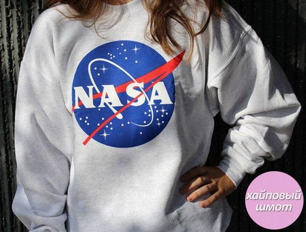 Свитшот NASA -