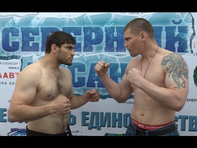 Константин Урядов vs Ибрагим Халилов ⭐ MMA ⭐ Heavyweight ⭐ TKO