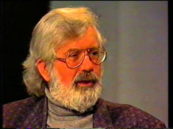 Michael Ende 1990 Bei Fuchsberger Interview