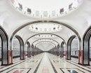 Запредельно красивые фотографии московского метро без людей…