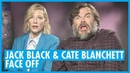 The Ultimate Face off - Jack Black Vs Cate Blanchett