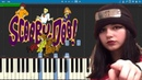 What's New Scooby Doo (Theme Song) x Drake - Piano Tutorial