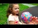 Распаковка куклы ЛОЛ Шар с сюрпризом Unpacking LOL surprise под Джони Джони ес Папа