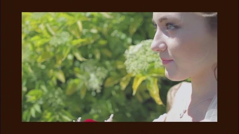 { Атмосферное свадебное видео. Для заказа видеосъемки отправляйте сообщение в ЛС.|Счастье в глазах невесты и ласковый взгляд же