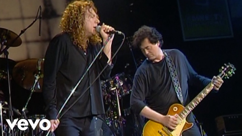 Jimmy Page, Robert Plant - Babe Im Gonna Leave You (Live)