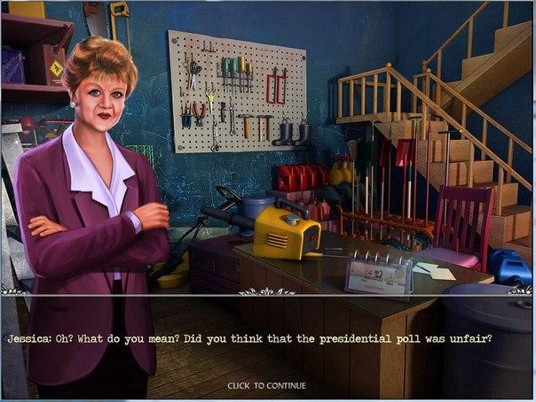 Игра: Она написала убийство Y3WyEEsCHz4