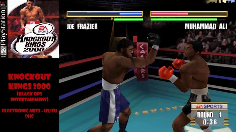 Все игры PS1. Выпуск 120 (Box and Martial Arts) - Спортивные единоборства