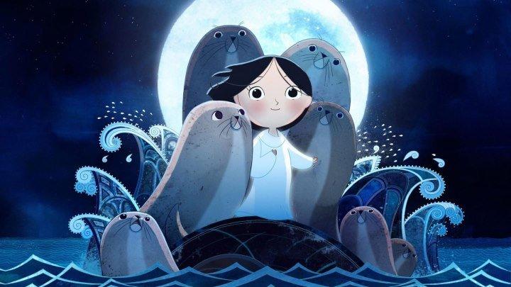 Песнь моря HD фэнтезийный фильм детский фильм 2014 6