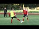 2012 10 07 Latvijas U19 futbola izlase gatavojas Eiropas čempionāta spēlēm