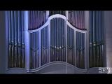 Johann Sebastian Bach. Organ Concert in St. Thomas Church. Ullrich B