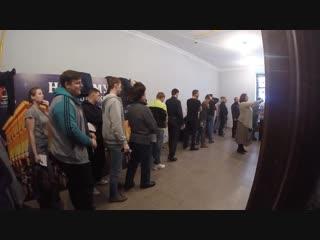 Кастинг массовки к фильму Тобол. Февраль 2017