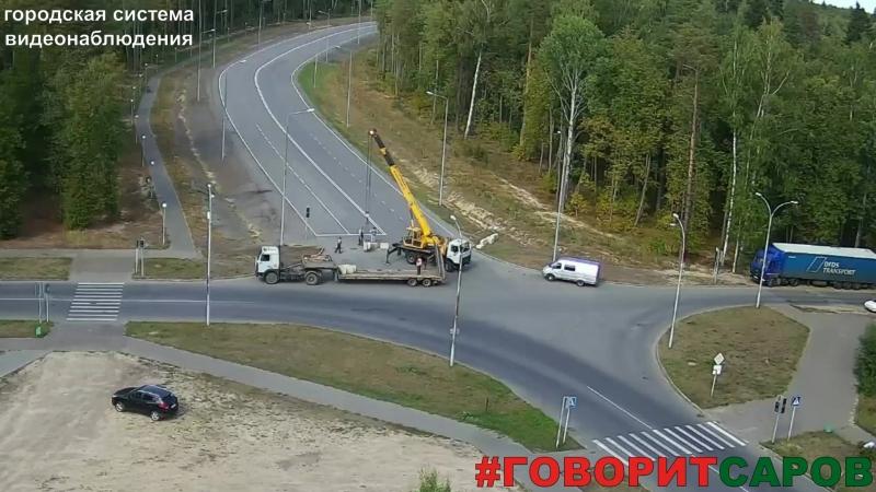 Дорога на КПП-4 скоро откроется. Уже убрали бетонные блоки