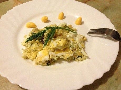 Рыба по-польски рецепт с фото пошагово