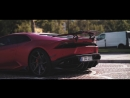 Modded Lamborghini Huracan on Z Performance Wheels - Panasonic GH5