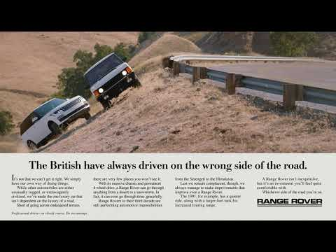 Range Rover: Helming a 70-Year Land Rover Heritage | Land Rover USA