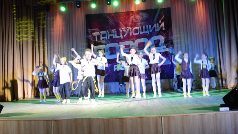 Театр танца МАЛИНКИ НАМ ХОЧЕТСЯ ГУЛЯТЬ 3 ЭТАП