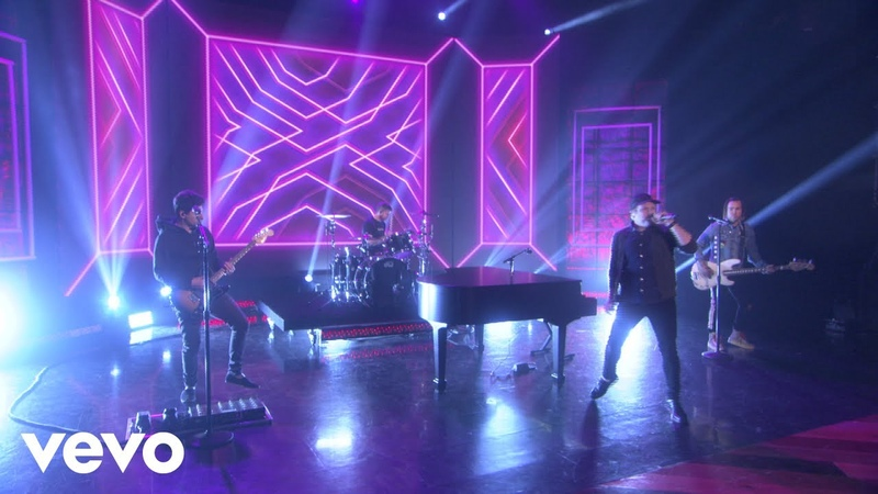 Fall Out Boy - The Last Of The Real Ones (Live From The Ellen DeGeneres Show)