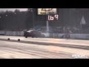 Chris Shaggy Canela 10second Turbo B Series Civic CRASHES into wall ETown TnT ERacer