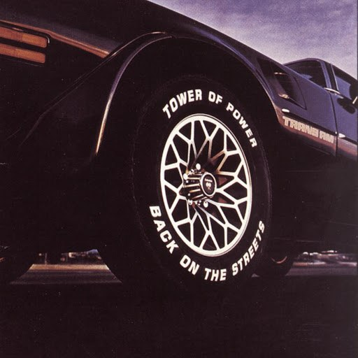 Tower of Power альбом Back On The Streets