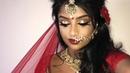Traditional Indian/Bengali Bridal Makeup | Eid Makeup Look