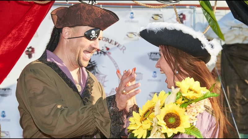 Свадебные церемонии в Пиратском стиле / Тамань 2018