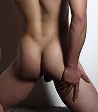 Сексуальная мужская жопа