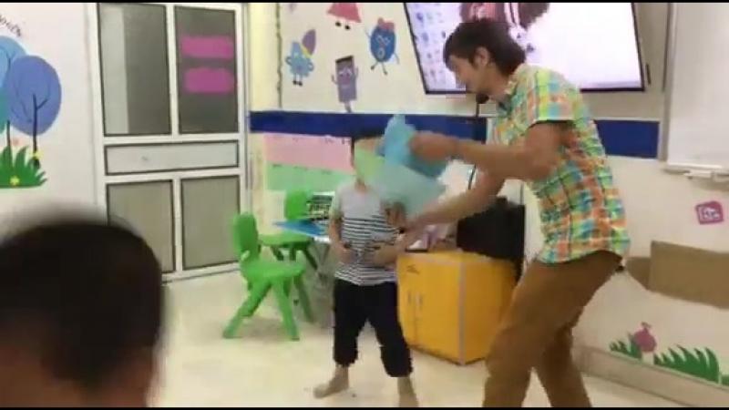 Teaching in Thanh Hoa