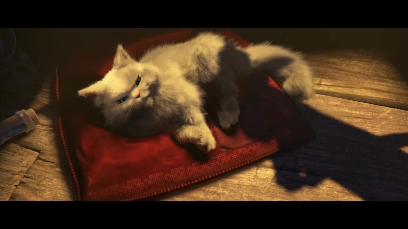 Кот в сапогах Я не забуду нашу встречу, Маргарита
