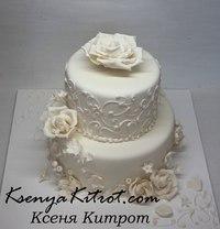 Торты на заказ свадебные детские спб