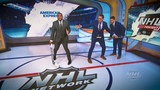 NHL Network analyzes Backstrom's hockey sense, the exceptional play of the Lightning and more