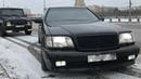 Тест BRABUS 7.3S W140 G 63 1000 сил! Mercedes-Benz S-Class 1997 года с V12 585 сил! Кабан и гелик