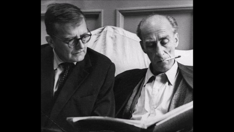 Shostakovich Symphony No 10 Yevgeny Mravinsky Prague 1955
