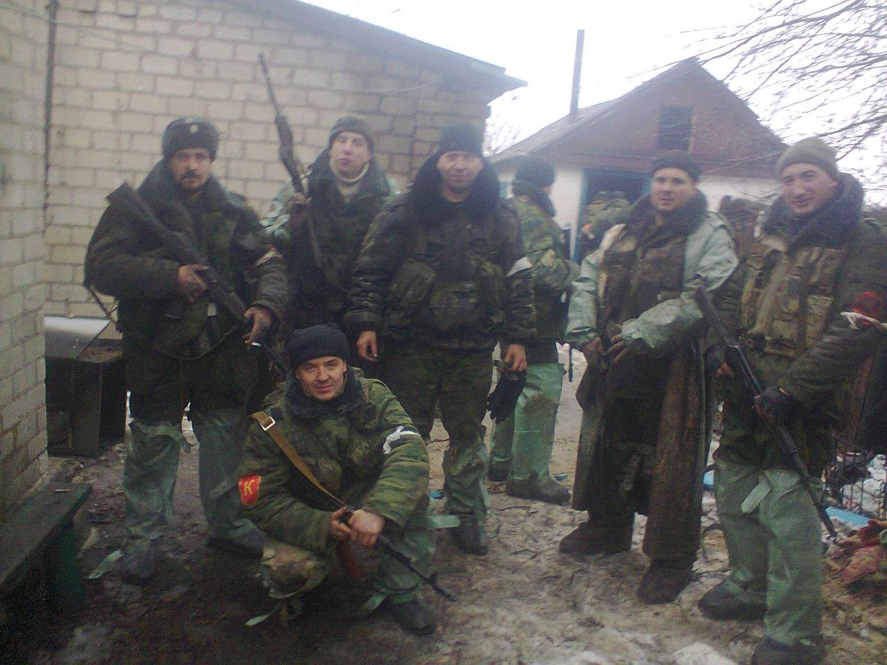 В Кировске почтили память местных жителей погибших под массированными обстрелами киевских агрессоров