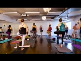 75 Minute yogatown Town Mix yoga class with Paula Munroe