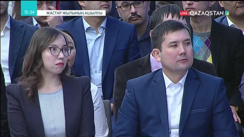 Нұрсұлтан Назарбаев Ең негізгі жетістігіміз – сендерді, жаңа буынды тәрбиелеп шығардық.