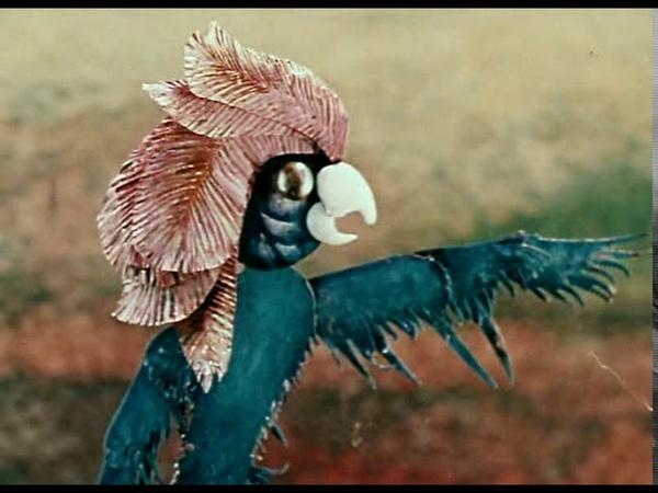 Паучок Ананси и волшебная палочка Мультфильм советский для детей смотреть онлайн