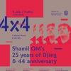 Shamil OM's 25 years of DJing & 44 Anniversary