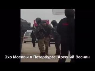 Войска окружили дальнобойщиков в Дагестане