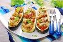 Фаршированные кабачки: идеальный ужин!