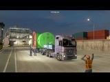 ETS2 oversize load