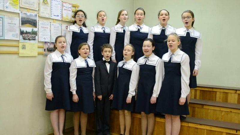 Старший вокальный ансамбль вокально-хорового отделения МАУДО СДМХШ