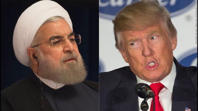 Президент Ирана обозвал Трампа торгашом, который некомпетентный в политике.Новости от 27.04.2018