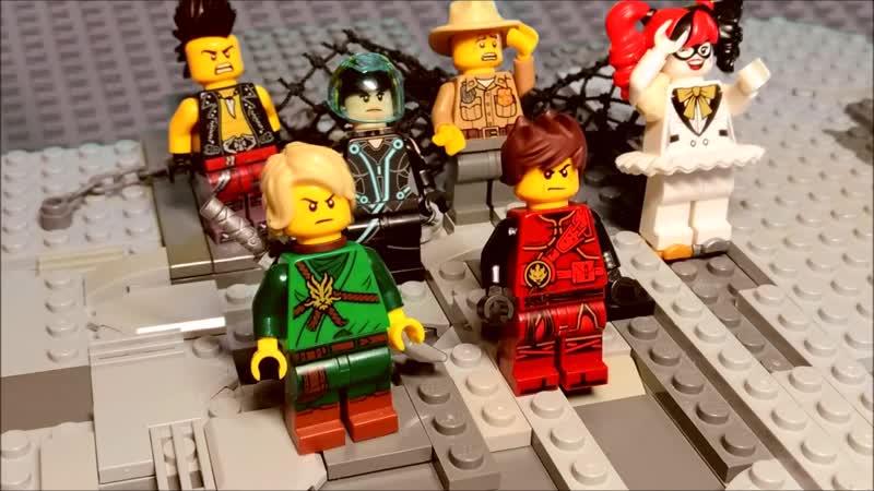 My Lego Movie 2 trailer - Аксаков Захар