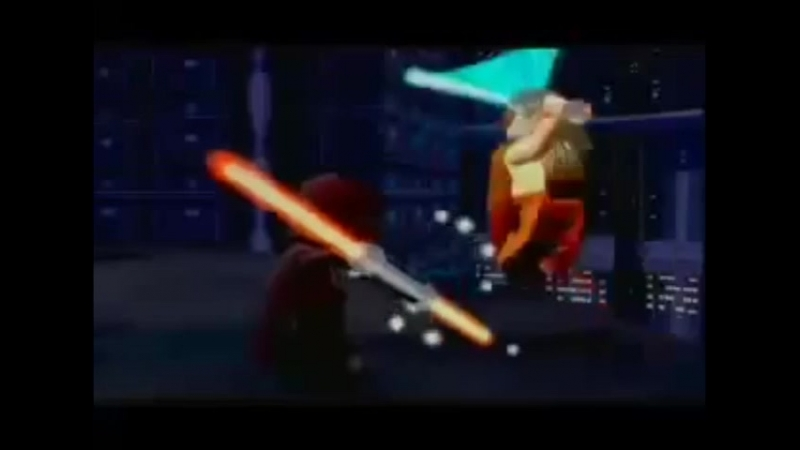 LEGO Star wars The videogame (PSOne, commercial)