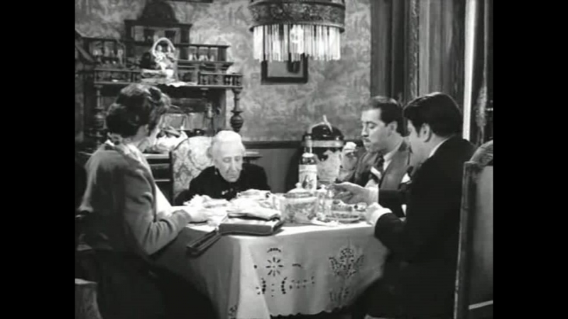 КВАРТИРКА (1958) - комедия. Марко Феррери, Исидоро М. Ферри 720p