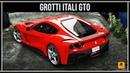 GTA Online: Grotti Itali GTO - новый быстрый спорткар